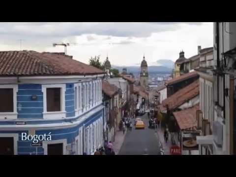 Bogotá, Colombia Travel Video