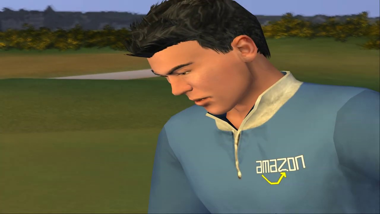 Tiger Woods PGA Tour 2004 - Atlantic Crossing - YouTube