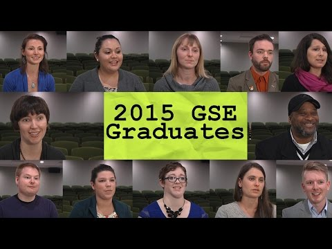 Graduate School of Education 2015 Graduates | Portland State University