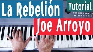Piano Tutorial [Introducción - Acordes] La Rebelión - Joe Arroyo - By Juan Diego Arenas