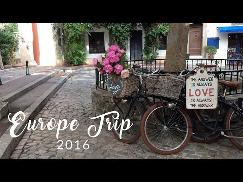 TRAVEL | EUROPE TRIP TO FRANCE, MONACO & ITALY