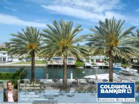 600 Isle Of Palm - Waterfront Luxury Real Estate Fort Lauderdale