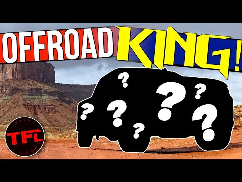 What's The Best Midsize Off-Road Truck? We Expose The Pros And Cons Of Each - Steve To The Rescue!