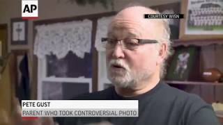 Photographer: Nazi salute image misinterpreted