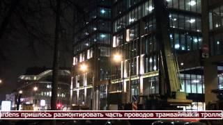 Microsoft Technology Center Moscow Chiller relocation(Технологический центр Microsoft переезжает в новое здание. Мы увеличиваем мощность нашей Server Display Room (SDC) в два..., 2013-12-29T18:48:03.000Z)