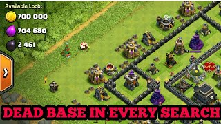 How to find dead base in coc, dead base in clash of clans 2018 Dead base in coc Everytime HINDI