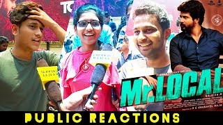 Mr Local Hit or Flop?!? | Uncut Public Reactions | Siva, Nayathara, YogiBabu, Hiphop Tamizha!