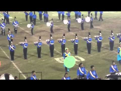 Anaheim high school marching band 2015