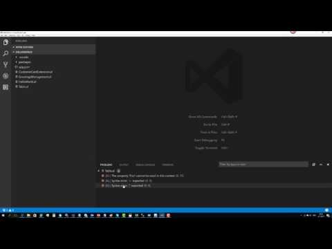 Dynamics NAV - Getting Started With Visual Studio Code
