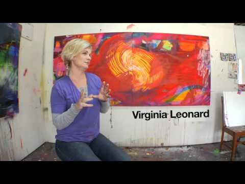 Virginia Leonard - Artist Documentary
