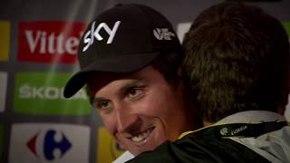 Tour De France 2017 | Geraint Thomas | #TDF2018