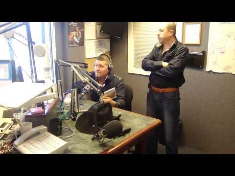 Losdearranque1 Entrevista en Vivo Radio Bronco Santa Barbara