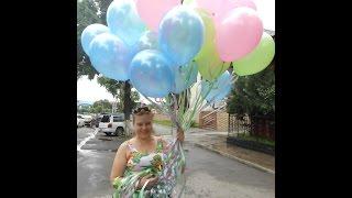 украшение шарами на день рождения Алматы(, 2015-06-29T16:57:28.000Z)