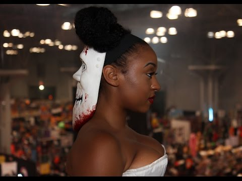 Thumbnail: NYCC '16: The Purge Election Year's Brittany Mirabilè