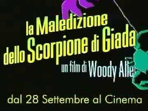 La maledizione dello scorpione di giada (2001) - TRAILER ITALIANO