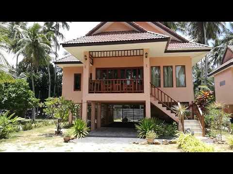 Sunset Beach House Koh Samui