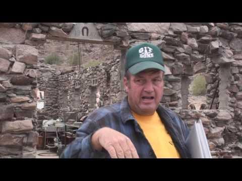 Gold Prospecting In Quartzsite Arizona | Gold Eye Claim History - Lehre Harold Erdman - Steve Hunt