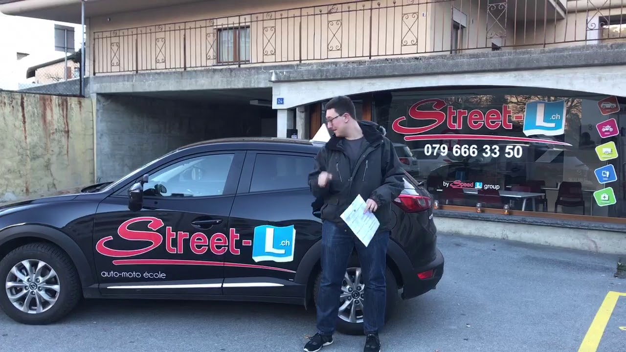 Bravo Joshua Permis De Conduire Réussi Avec Street L Auto
