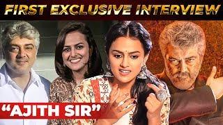 Nerkonda Paarvai : AJITH At Shooting Spot and Making Secrets | Shraddha Srinath Reveals | RS 165
