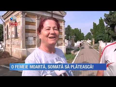Stirile Kanal D (08.06.2017) - O femeie moarta, somata sa plateasca! E strigator la cer!