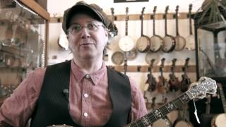 What Are the Different Types of 4-String Banjos? : Banjo Basics