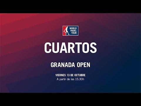 Cuartos de Final Masculino Granada Open 2017 | World Padel Tour