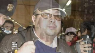 News Wrap: Chemical weapon killed Kim Jong Un's half-brother