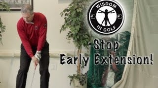 Stop Early Extension! - Shawn Clement