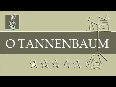 Video Sheet Music Eb - Christmas Song - O Tannenbaum (Guitar chords)