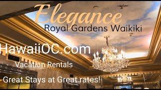 Vacation Rentals Oahu....consider Royal Gardens Waikiki by Rick Laporga