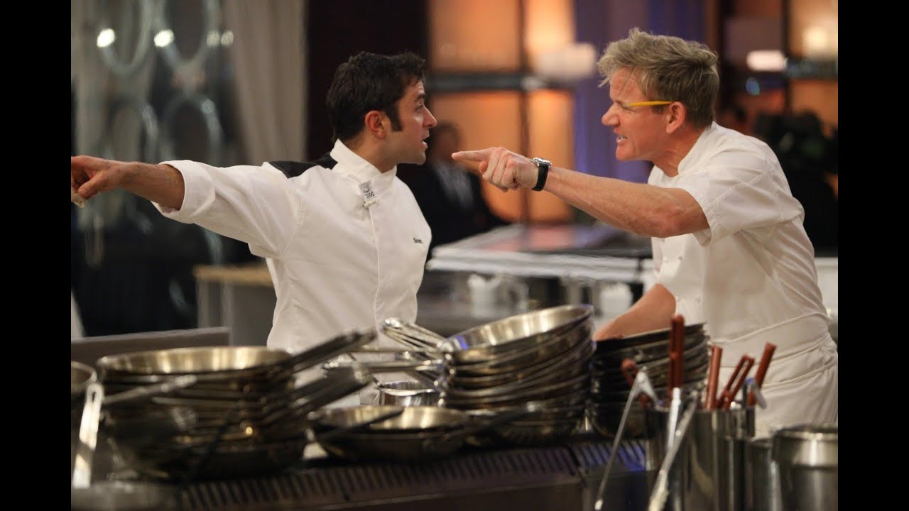 Hell S Kitchen Rock Harper