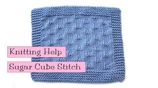 Fancy Stitch Combo - Sugar Cubes Stitch