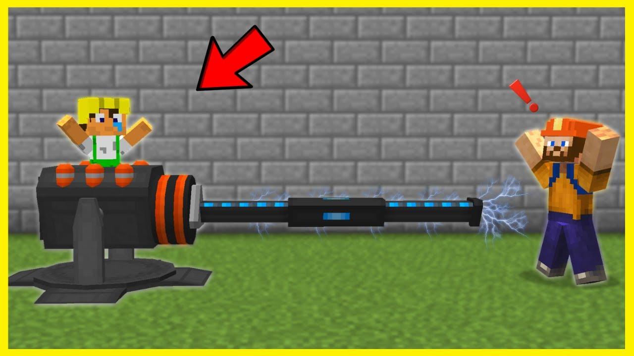 BEBEK İŞÇİ UZAYLI SİLAHI İCAT ETTİ! 😱 - Minecraft