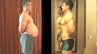 aamir khan on his shocking fat to fit body transformation in dangal will blow your mind