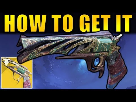 Destiny 2: How to Get the MALFEASANCE Exotic Hand Cannon! - EASY GUIDE! | Forsaken