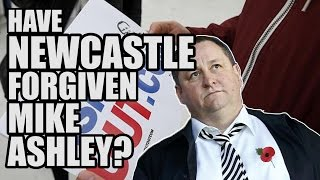 Is Mike Ashley A Changed Man? | NEWCASTLE FAN VIEW #2