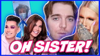 JAMES RESPONDS TO TATI & SHANE DRAMA & JEFFREE STAR FINALLY SNAPS!