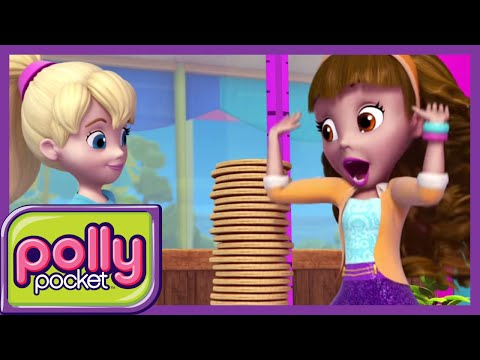 Polly Pocket | Wishing Well | Cartoons for Children | Cartoons for Girls | Dolls