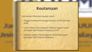 Jawatan Kosong Universiti Utara Malaysia