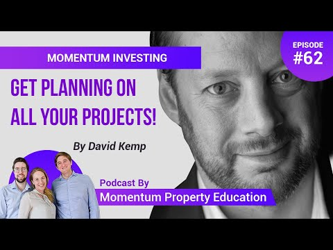 How to Get Planning Permission - David Kemp