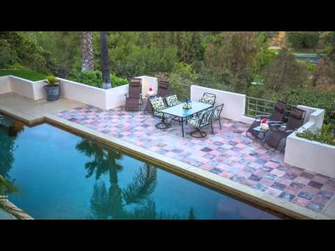 Calabasas estate in gated community has views, pool and backs to golf course (unbranded) from YouTube · Duration:  5 minutes 15 seconds