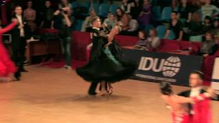 Anna ballroom dance competition