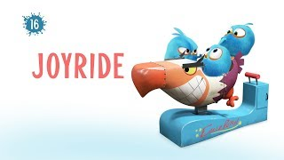 Angry Birds Blues | Joy Ride - S1 Ep16