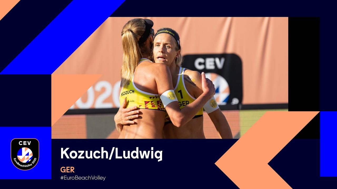 """We are grateful for every match!"" Maggie Kozuch I CEV EuroBeachVolley 2020"