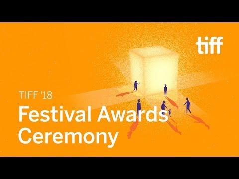Festival Awards Ceremony | TIFF 2018