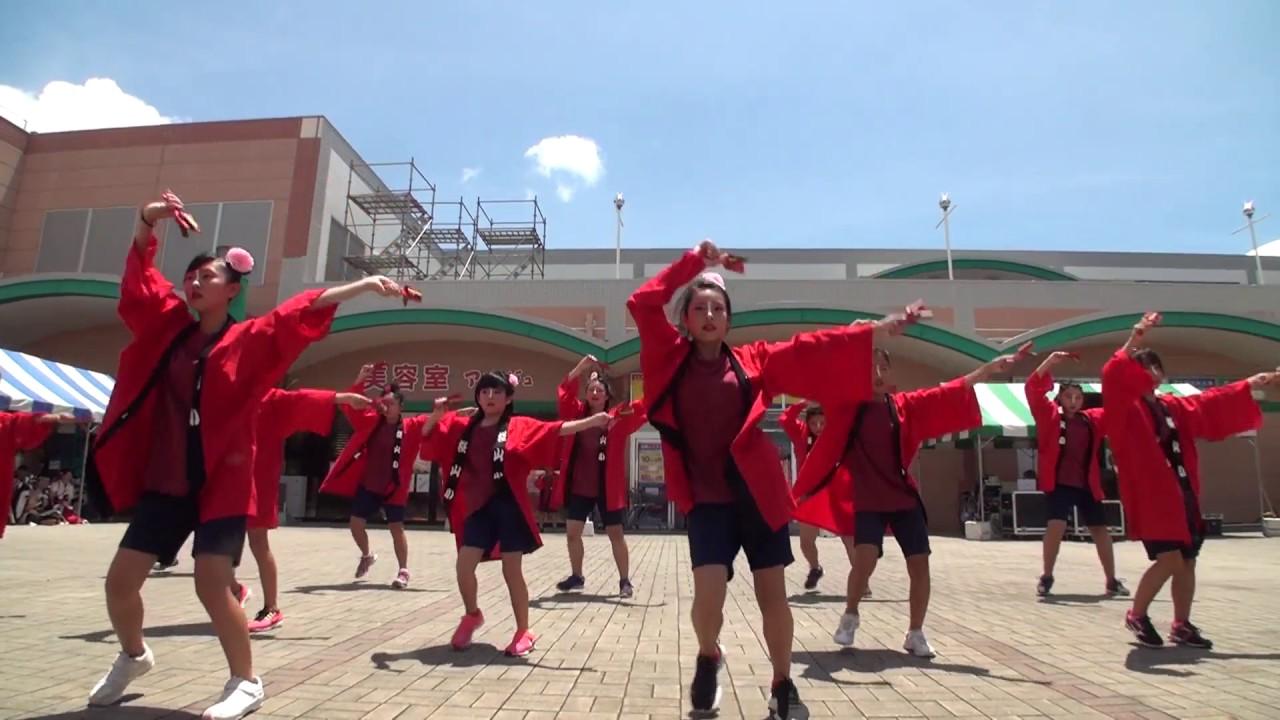 桜山小学校おどり隊 さん 2017 ...