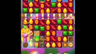 Candy Crush Friends Saga Level 744 - NO BOOSTERS 👩👧👦 | SKILLGAMING ✔️