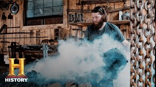 Iron & Fire: Daniel's Workshop: The Forge | History