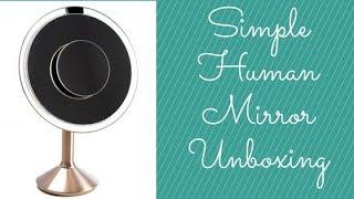 Video NORDSTROM ANNIVERSARY SALE-Simple Human Sensor Pro Mirror UNBOXING- Rose Gold download MP3, 3GP, MP4, WEBM, AVI, FLV April 2018