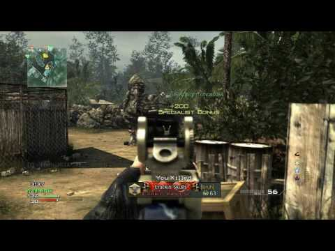 MW3 - Trash Talker Says We Can't MOAB Him..
